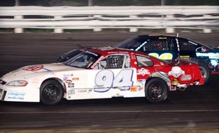 Stafford Motor Speedway: Friday-Night NASCAR Racing on Fri., May 13 or Fri., May 20 at 6PM - Stafford Motor Speedway in Stafford Springs