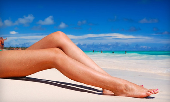 The Welcare Center and MedSpa - Multiple Locations: Six Laser Hair-Removal Treatments for One Small, Medium, or Large Area at The Welcare Center and MedSpa