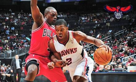 Atlanta Hawks vs. Memphis Grizzlies on Thurs., Feb. 2 at 7:30PM: Sections 307-14  - Atlanta Hawks in Atlanta