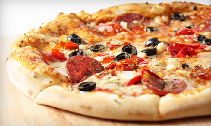 Central Pizzeria - Somerville: $7 for $15 Worth of Casual Italian Dinner Fare and Drinks at Central Pizzeria in Somerville