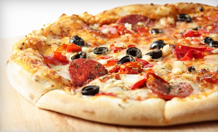 $15 Groupon to Central Pizzeria - Central Pizzeria in Somerville