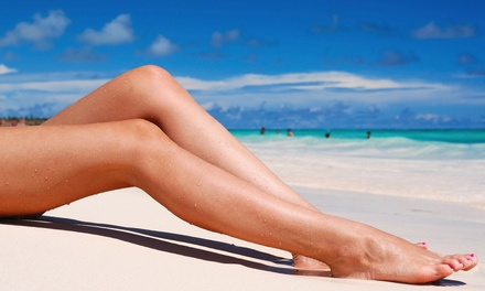Two or Four Spider-Vein Removal Treatments at Cosmetic Rejuvenation Center (Up to 79% Off)