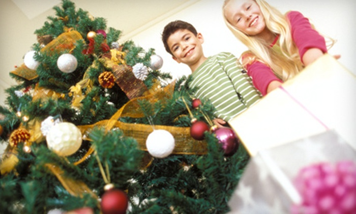 PB Christmas Trees - Multiple Locations: $24 for $50 Worth of Natural Christmas Trees at PB Christmas Trees. Four Locations Available.