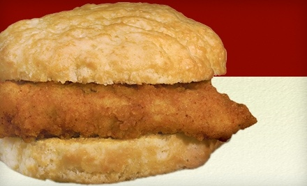 Chick-fil-A: 2 Chicken Biscuit Sandwiches - Chick-Fil-A  in Erie