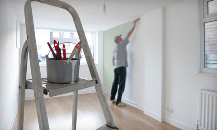 House Doctors - Ashwaubenon: $89 for Professional Residential Painting Services for One Room from House Doctors (Up to $300 Value)