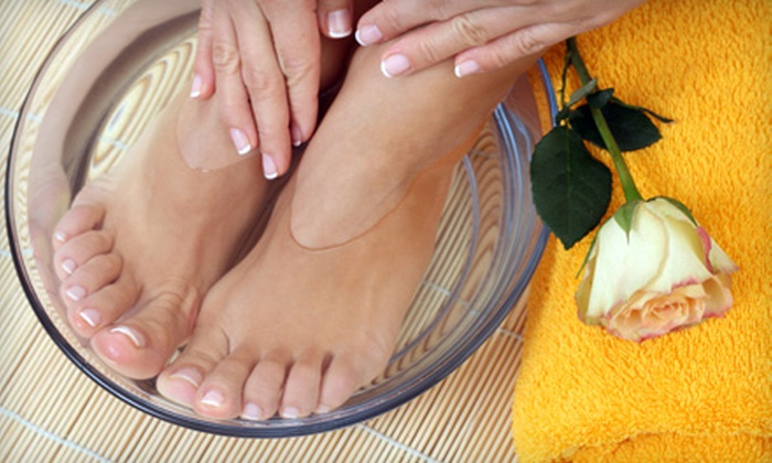 Image Nail Salon - North Westminster: Gel Manicure or One or Two Mani-Pedis at Image Nail Salon in Westminster (Up to 57% Off)