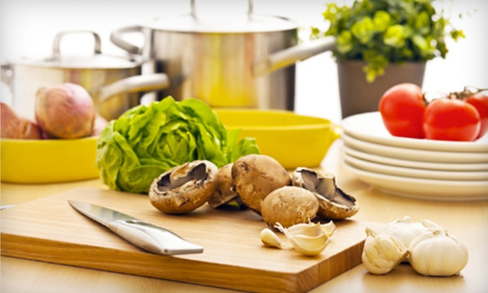 Ursula's Cooking School - Mayfair: Cooking Class for One, Two, or Four at Ursula's Cooking School (Up to 59% Off)