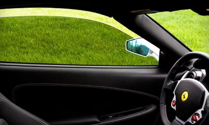 Mid America Window Tint  - 135th Street Business Park: $149 for Auto Window Tinting at Mid America Window Tint in Overland Park ($299 Value)