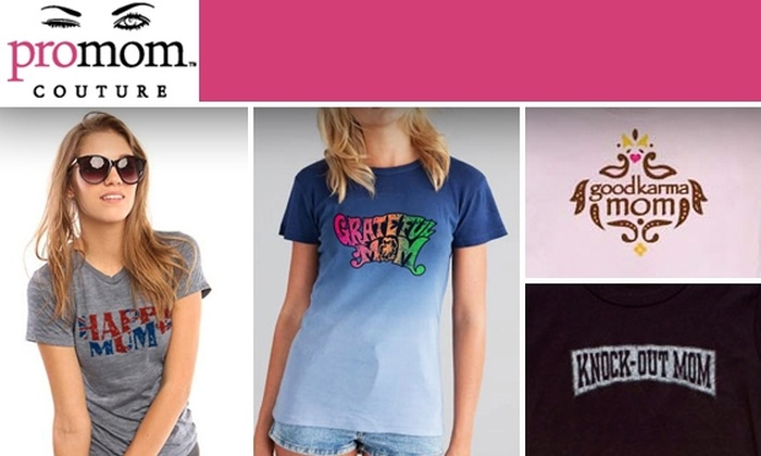 Promom Couture - Atlanta: $25 for $50 Worth of Mom Ware at Promom Couture's Online Store