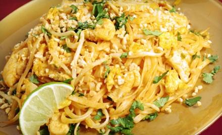 $15 Groupon for Lunch - Papaya Thai & Asian BBQ in South Norwalk