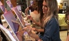 Up to 43% Off Painting Workshop at Paint Escape