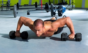 Crossfit Fission: Four Weeks of Unlimited CrossFit Classes at CrossFit Fission, LLC (65% Off)