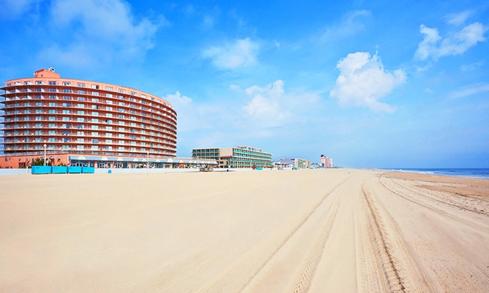 Grand Hotel & Spa - Ocean City, MD: Stay at Grand Hotel & Spa in Ocean City, MD