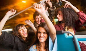 The Bus: Two- or Four-Hour Party-Bus Rental from The Bus (45% Off)