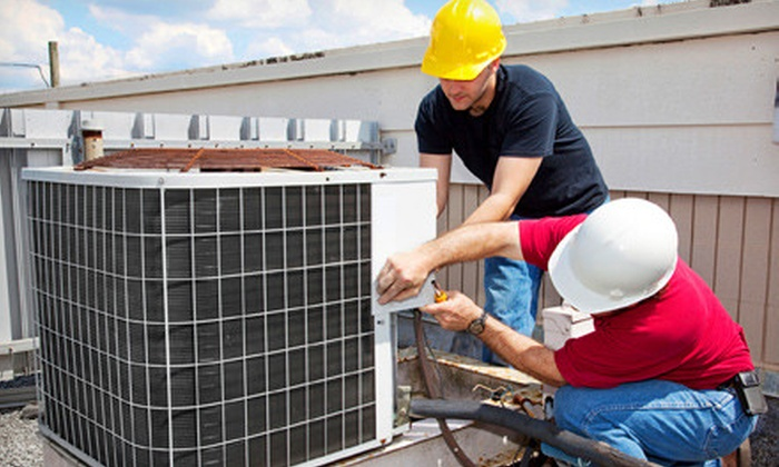 Burns Heating and Cooling - Hartford: $49 for an Air-Conditioner Tune-Up from Burns Heating and Cooling ($99 Value)