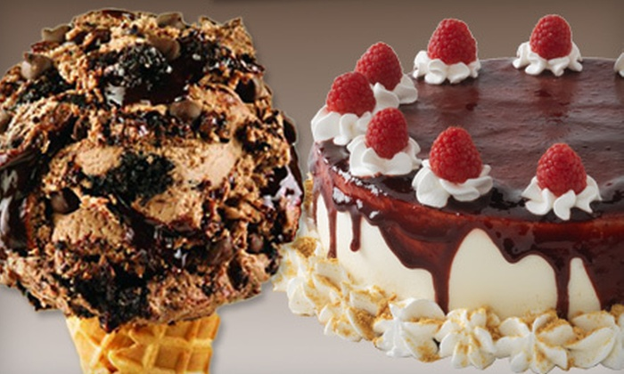 Marble Slab Creamery - The Beaches: $5 for $10 Worth of Ice Cream and Frozen Yogourt or Ice-Cream Cake at Marble Slab Creamery