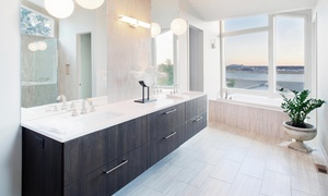 Levi Construction: Bathroom Remodel Consultation and Plans from Levi Construction (67% Off)