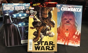 Metro Entertainment: One-Year Star Wars Comic Book Subscription at Metro Entertainment (Up to 42% Off). Two Options Available.