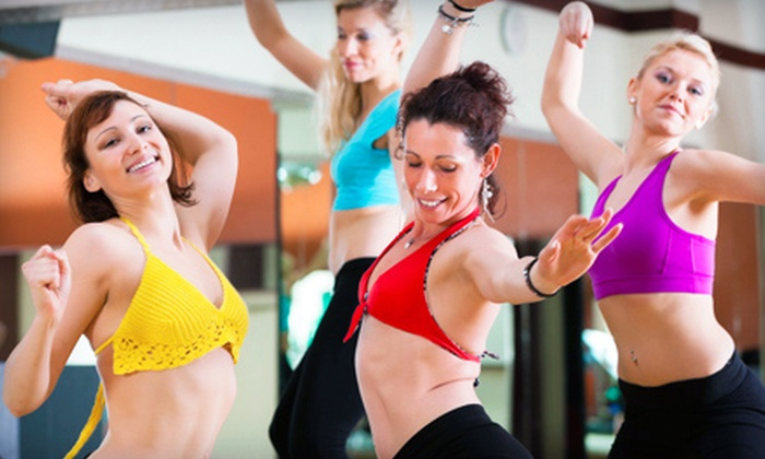 Fitzone for Women - Multiple Locations: 10 or 20 Fitness Classes at Fitzone for Women (Up to 70% Off)