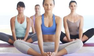 Hope Yoga: Five Yoga Classes at Hope Yoga (71% Off)