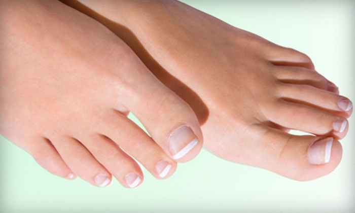 Laser Nail Therapy Clinic - Multiple Locations: Laser Nail-Fungus-Removal Treatment for One or Both Feet or Hands at Laser Nail Therapy Clinic (Up to 70% Off)