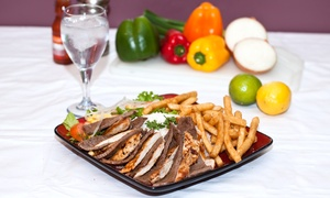 Comeketo Restaurant & Sandwichshop: Brazilian Cuisine for Dine-In or Takeout from Comeketo Restaurant & Sandwichshop (40% Off)