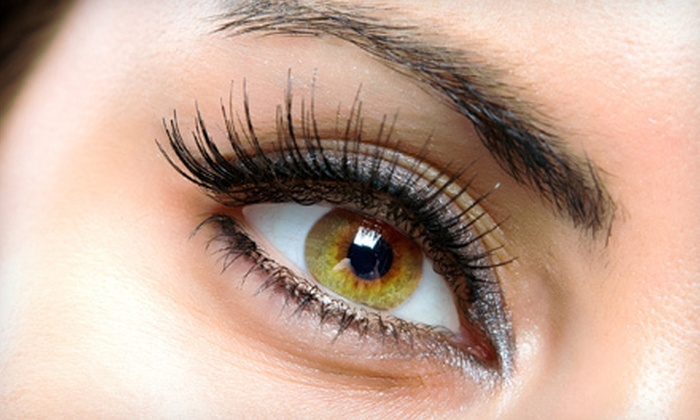 Free Spirit Skincare - Downtown Gresham: Eyelash Extensions with Optional Fill Set, Eye Treatment, Brow Shape, and Tint at Free Spirit Skincare (Up to 78% Off)