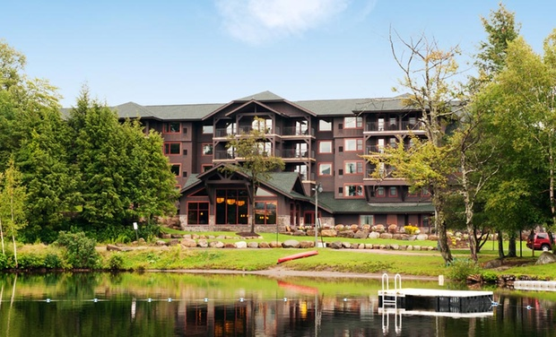 Hampton Inn & Suites Lake Placid - Lake Placid, NY: Stay at Hampton Inn & Suites Lake Placid in Lake Placid, NY. Dates into January.