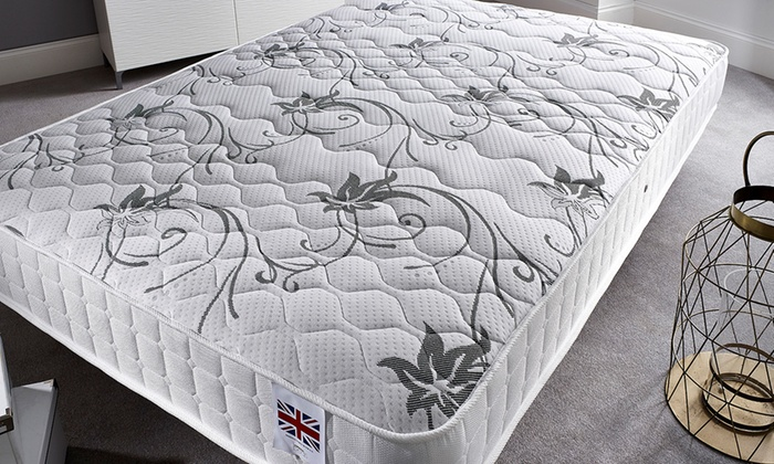 Azalea Coil Spring Mattress from £70 With Free Delivery