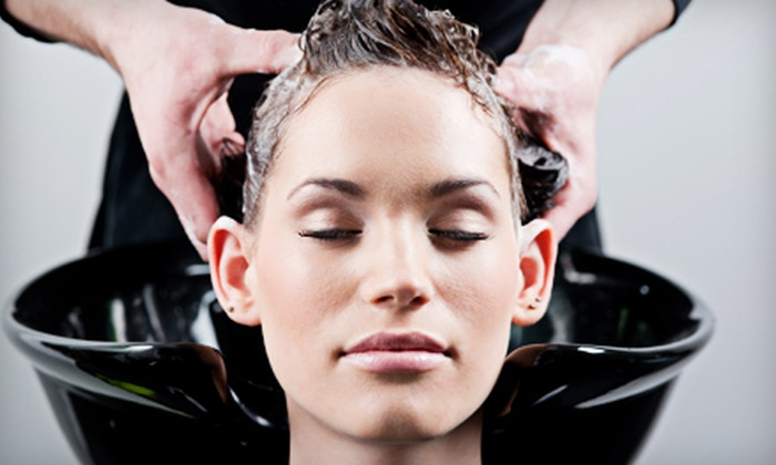 Another Wild Hair - Summerlin: Men's or Women's Haircut With Spa Treatment Package at Another Wild Hair (Up to 78% Off)