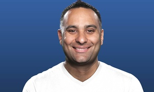 Russell Peters: Almost Famous World Tour: Russell Peters: Almost Famous World Tour on Saturday, October 10, at 8 p.m.