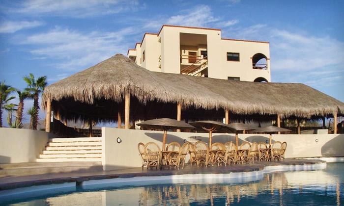 Villas de Cerritos Beach - Cerritos Beach Baja California Sur: Four-Night Stay in a Bungalow or Ocean-View Villa at Villas de Cerritos Beach in Baja California Sur