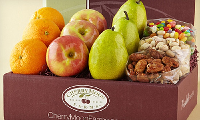 Cherry Moon Farms: $20 for $40 Worth of Fresh Fruit, Cookies, Chocolates, and Gourmet Gifts from Cherry Moon Farms