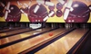 Mohegan Bowl - X-Treme Lazer: $20 for Two Hours of Candlepin Bowling for Up to Six with Shoe Rentals at Mohegan Bowl ($39.95 Value)