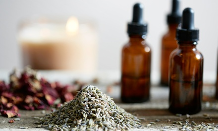 One-Hour Aromatherapy Workshop from Julie Grados Wellness (64% Off)