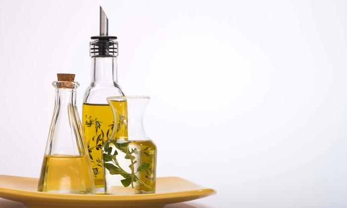 Green Gate Olive Oils - Winston-Salem: $13 for $25 Worth of Gourmet Olive Oils and Balsamic Vinegars at Green Gate Olive Oils
