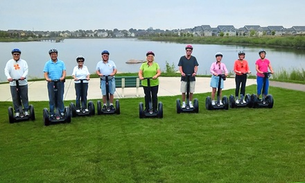 Segway Tour from All American Segway Tours (Up to 69% Off). Two Options Available.