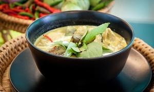 Sabberlodd: Thai-Gericht mit Hühnchen nach Wahl für Zwei oder Vier im Sabberlodd ab 15,90 € (bis zu 53% sparen*)