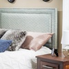 Tufted Upholstered Full/Queen Size Headboard