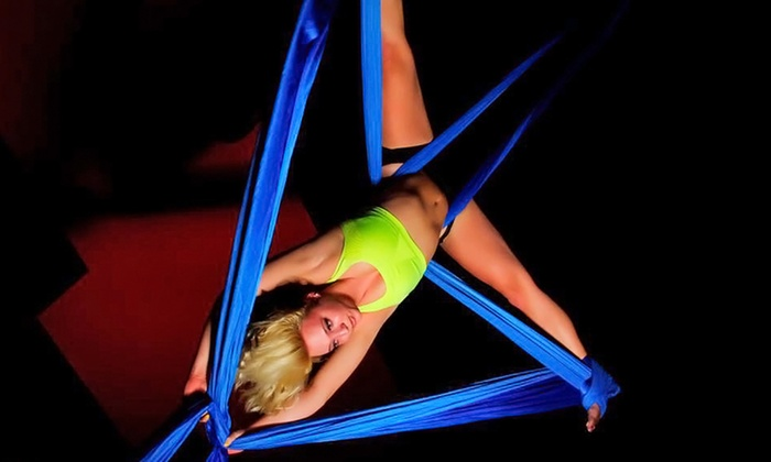 Aerial Dance Over Denver - Hampden South: Three or Six Aerial Workout or Flexibility Classes at Aerial Dance Over Denver (Up to 47% Off)