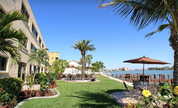 Westwinds Waterfront Resort - Treasure Island, FL: Stay at Westwinds Waterfront Resort in Treasure Island, FL. Dates into January.