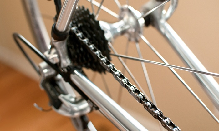 Box Dog Bikes - Mission Dolores: $55 for a Standard Bike Tune-Up at Box Dog Bikes ($105 Value)