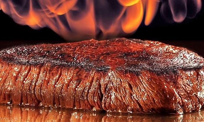 Western-Sizzlin - Jacksonville: Steakhouse Dinner or Takeout at Western-Sizzlin (40% Off)