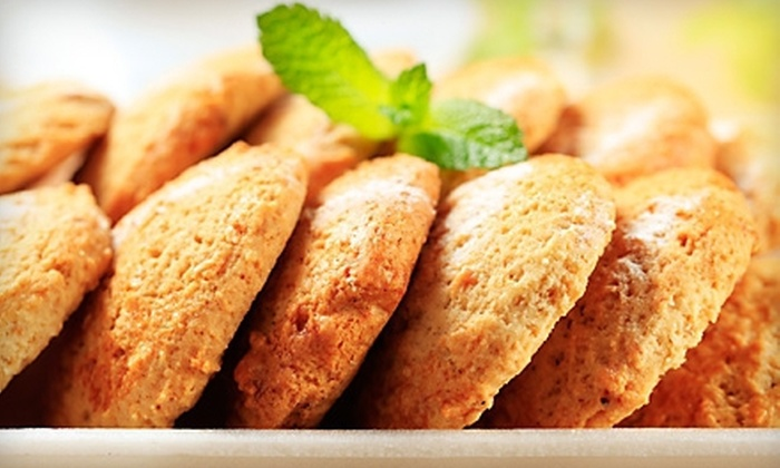 Divine De-Lites - East Columbus: Baked Goods or a Three-Month Membership to Cookie or Bread Club from Divine De-lites (Half Off). Three Options Available.
