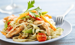 Mamma Mia Pepe: Three-Course Italian Meal For Two (£19) or Four (£35) at Mamma Mia Pepe (Up to 55% Off)