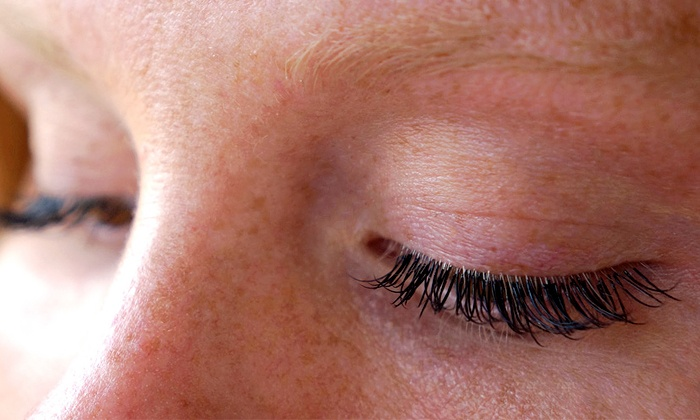 Mile High Lashes - Hampden: Partial or Full Set of Eyelash Extensions at Mile High Lashes (Up to 48% Off)