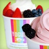 Frozen Yogurt at Yogurt Zone Culebra