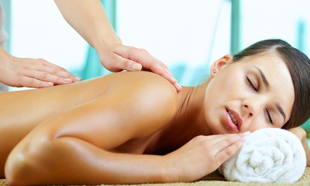Swedish, Trigger-Point, or Deep-Tissue Massage with Option for Facial, Mani-Pedi or Both at Beauty Fixx (55%Off)