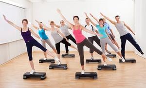 FUZE Fitness Studio LLC: 10 or 20 Group Fitness Classes at FUZE Fitness Studio LLC (Up to 56% Off)