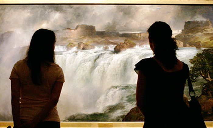 Gilcrease Museum - Tulsa: Visit for Two or Four with Commemorative Exhibit Posters to Gilcrease Museum (Up to 52% Off)